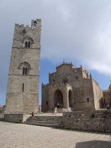 Cathedral of ERICE - Chiesa Matrice.
