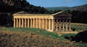 The doric temple of Sagesta