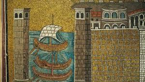 Mosaic in Sant'Appollinare.